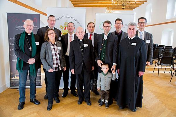 7. Fachtagung zu Ehe und Familie am ITI - Trumau, am 20.01.2018
