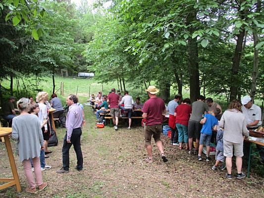Eheweg-Picknick in Obritzberg 2018