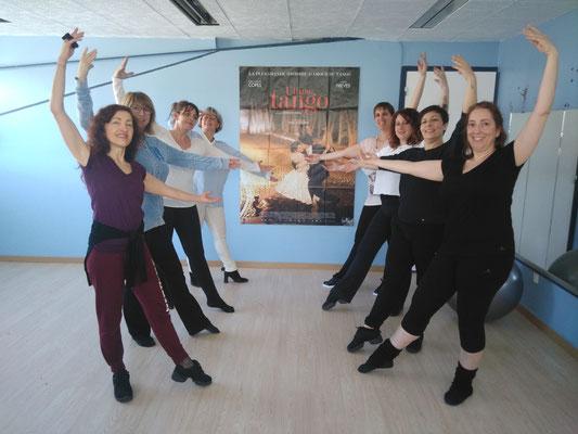 Cours de barre classique sophrologie emergence var for Cours danse classique barre