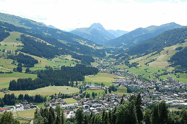 Kitzbüheler Alpen - das Wanderparadies