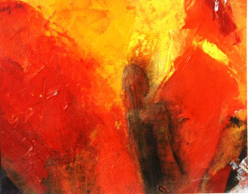 46c,Dresden,Acryl auf Papier,30 x 35,2001