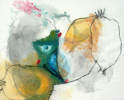 Fruchtgenuß,Acryl-Lwd.115 x 145, 2012