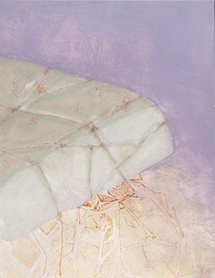 in Auflösung, Acryl auf Lwd., 90 x 70, 2014