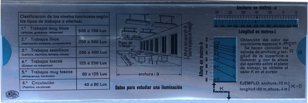 Fabricación de reflectores y armaduras para alumbrado público e industrial