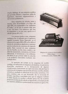 Página 52 del catálogo: calculadoras mecánicas Pascal y Odhner