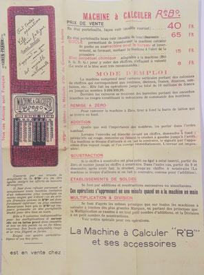 Instrucciones de uso para el ábaco de ranuras RéBo