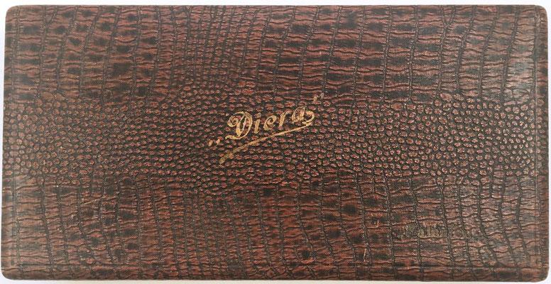Caja para alojar a la sumadora DIERA, 26x13x4 cm