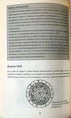 Es interesante el estudio del Círculo Lógico de Ramón LLull usado para obtener argumentaciones con fines religiosos