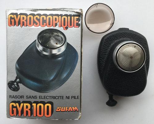 Afeitadora giroscópica GYR 100