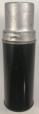 Termo UNIVERSAL, para líquidos calientes y fríos, año 1915, 24 cm largo x 8 cm diámetro