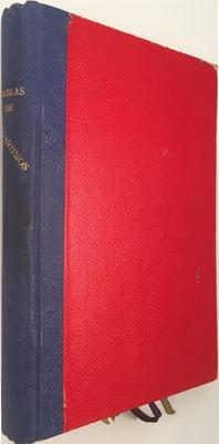 TABLAS DE LOGARITMOS, TRIGONOMÉTRICAS Y CÁLCULO DE INTERESES, Eusebio Sánchez Ramos, ejemplar nº 578 de la 18ª edición, 241 páginas, año 1952, 16x23 cm