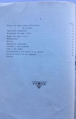 Libro de 40 páginas. Contiene 13 láminas con 50 figuras explicativas del uso de la regla