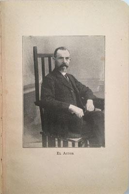 En la página 3 de esta edición se incorpora una fotografía del autor del libro D. Ramón Mas Tayeda