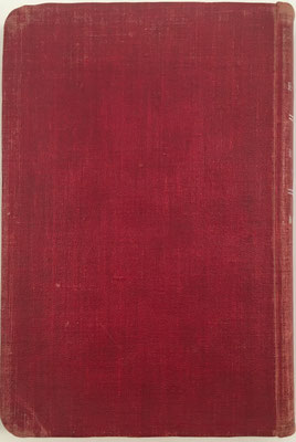 """En esta tercera edición de 1912 no aparece ya referencia alguna a la """"Pauta Trasmisiva de los Números""""  ni a la """"Pauta Numérica"""" y, en consecuencia, no incluye el cuadro """"Pauta Numérica"""" en la contraportada"""