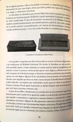 Analiza y compara las máquinas de Schickard y Pascal, primeras calculadoras mecánicas