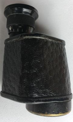 Prismático monocular 4x20, Carl Zeiss, marca JENA, s/n 922688
