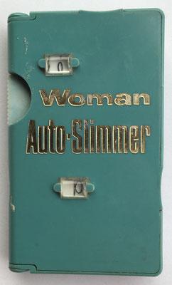 "Contador-calculadora para dietas ""Woman AUTO-SLIMMER"", 10x6 cm"