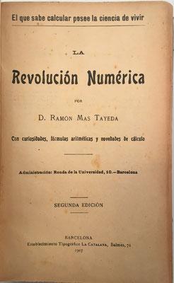 En esta 2ª edición se elimina toda referencia tanto a la máquina PAUTA TRANSMISIVA como a la PAUTA NUMÉRICA