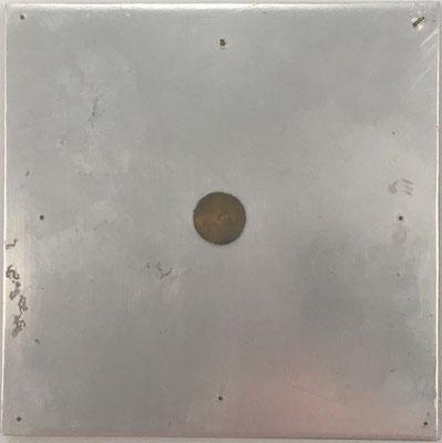 Reverso del Calculateur à Disque Mobile modelo nº 4, sistema Arnault & Paineau