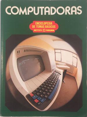 Computadoras, Ron Cordon, 95 páginas, año 1982, 15x20 cm