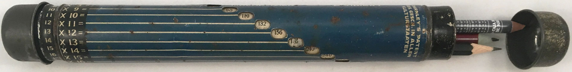 Patente británica nº 167699/21 y alemana nº 797458 del estuche Roka, permite productos hasta 20x20