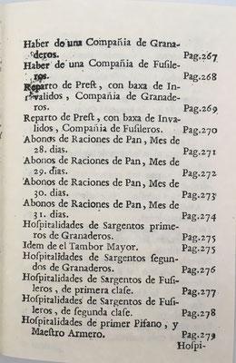 El libro contiene. asimismo, la reducción de todas las monedas de los Reinos de España, valor del grano de oro, cuentas ajustadas