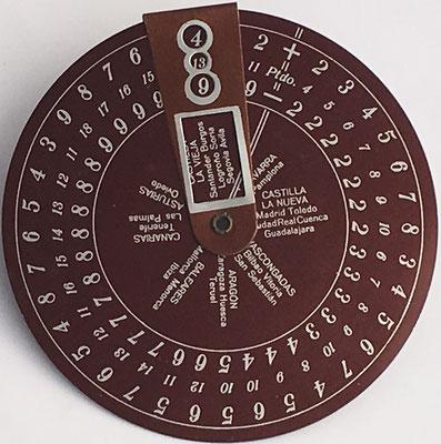 Reverso: Tabla Elemental de multiplicar y dividir PITÁGORAS