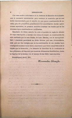 En la introducción, el propio Nicomedes Alcayde explica cómo y por qué ideó una nueva regla de cálculo