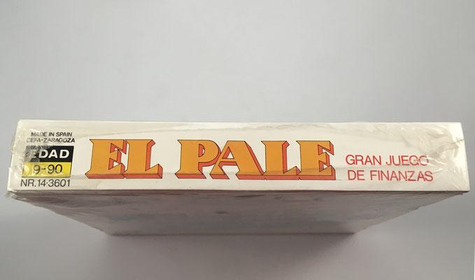 Vista lateral de la caja de El PALÉ de Cefa-Zaragoza