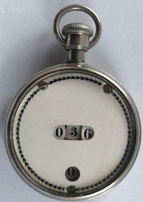 Contador 3 dígitos SIN MARCA, 4 cm diámetro
