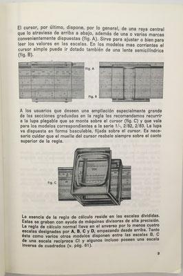 Libro de 126 páginas. Contiene diversos  dibujos y figuras explicativas del uso de la regla