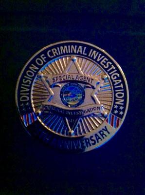 Medalle CSI South Dakota