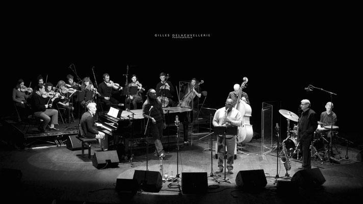 Ronald Baker Quintet + Jesse Davis