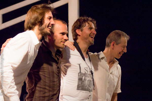 Samy Thiébault, Sylvain Romano, Adrien Chicot - Venezuela