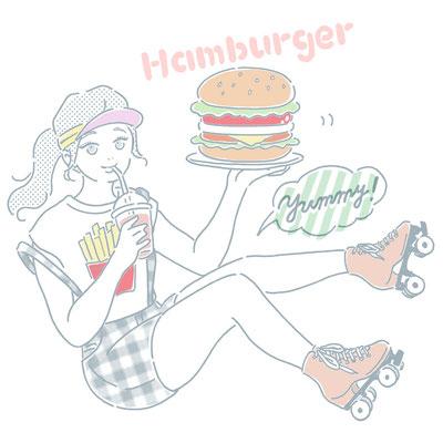 7月20日はハンバーガーの日