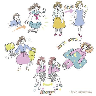 『今すぐリセット!!骨盤&むくみ』/「MORE(モア) 2018年5月号」