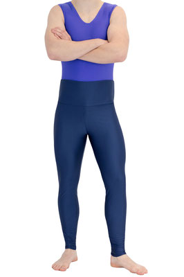 ML-Sport24 High-Waist Leggings Marine