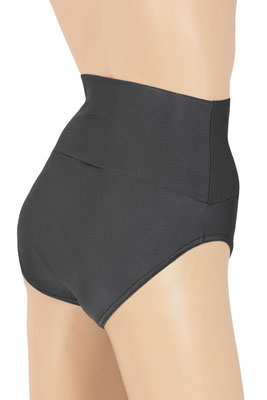 ML-Sport24 Damen High-Waist-Slip Anthrazit