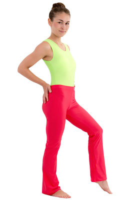 ML-Sport24 Damen Jazzpant Rot