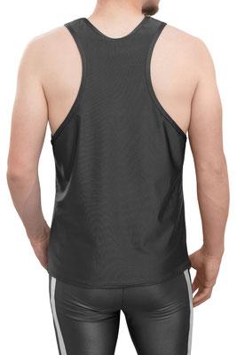 Boxerhemd Comfort Fit Anthrazit