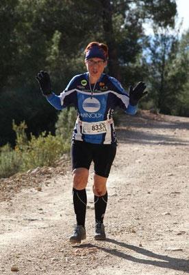 Calpe bergmarathon 2011.