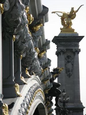 PUENTE DE ALEJANDRO III (PARIS)