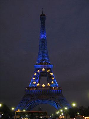 LA TOUR EIFFEL (PARIS)