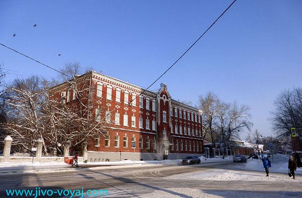 Мед. училище в Сокольниках