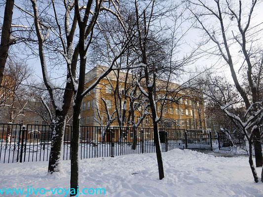 Школа в Сокольниках