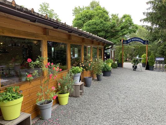 Kornhaus Restaurant & Biergarten am Salzböderadweg
