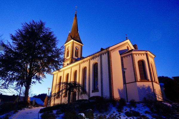 Kirche Hartenrod