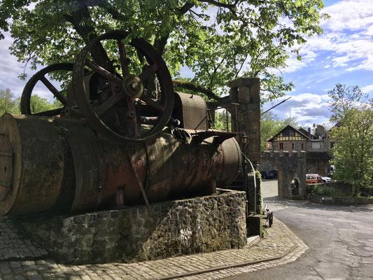 Badenburg Gießen
