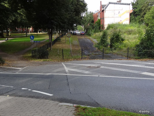 Frommestraße