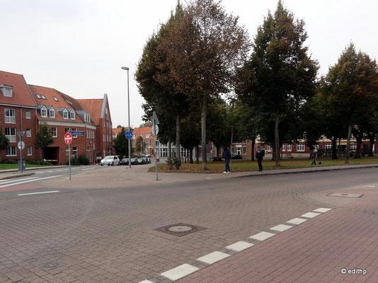 ehemaliger Kirchplatz St. Lamberti